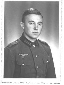 Jurgis Stettinę prieš išvykimą į Rytų Frontą 1941 m.